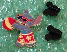 DisneyShopping.com - Stitch Naughty and Nice (Beach) LE/500 Pin