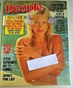 People With Pix Magazine, October 19 1978 - #M117