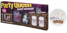Ayumi Hamasaki - Party Queen (Limited Edition Boxset) Cd & 2Dvd & Blu-Ray