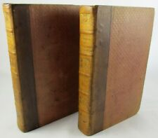 New listing 1823 Memoirs of the Private Life of Marie Antoinette Volumes I and Ii Leather