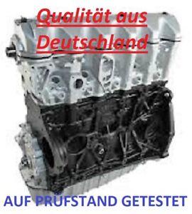 AXE AXD Motor BNZ BPC VW T5 2,5 TDI Überholt Bus viele Neuteile
