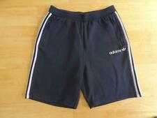 Adidas Para Hombre Azul Marino Camiseta Pantalones cortos Tamaño Mediano Auténtico