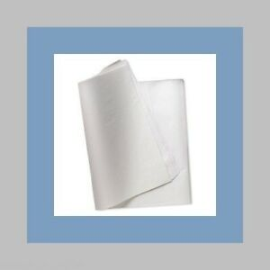 "10 sheets White Acid free Tissue Paper 20"" x 30""  pH-neutral ~ Prevent tarnish"