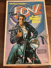 The Fonz from Happy Days Colorforms 1976 Complete