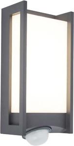 Lutec LED-Außenwandleuchte  Lampe Beleuchtung  Wandlampe Außenlampe Außenleuchte