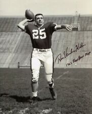 Ron Vander Kelen Signed 8x10 Lot of 8 Auto Autograph Wisconsin Rose Bowl MVP