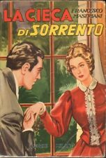 La Cieca Di Sorrento,Francesco Mastriani  ,Lucchi,1958