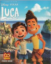 """Animation: Images Et Cartes PANINI Stickers & Cards (Standard + Limited) """"LUCA"""""""