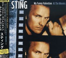 Sting - My Funny Valentine: Sting at the Movies [New CD] Japan - Import