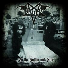 Evil - To the Fallen and Free CD 2013 black metal Brazil Hammer of Damnation