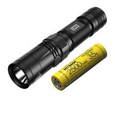 NITECORE EC23 1800 Lumens Compact EDC CREE LED Flashlight W/ Imr18650 Battery
