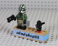 LEGO Star Wars - Commander Gree Minifigure w/ Blaster Guns 75043 Keychain Clone