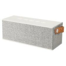 Minibox Fresh N Rebel Rockbox Brick Fabriq edition Speaker Bluetooth Argento