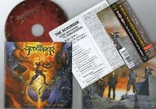 THE SCOURGER - Dark Invitation to Armageddon - 2009 JAPAN OBI + B/T ** GANDALF