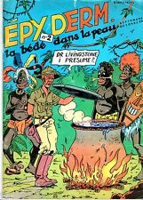EPYDERM n°2 ° 1985 ° LA BEDE DANS LA PEAU