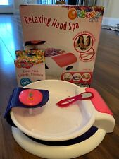 Orbeez Relaxing Hand Spa Relaxing Whirlpool Jets One Set Plus Bonus Color Pack!
