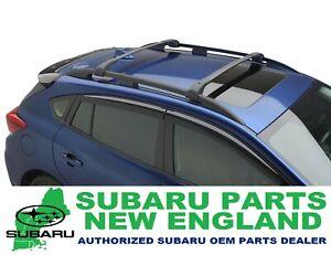Genuine OEM Subaru Crosstrek Roof Rack Cross Bar Set - Aero E361SFL400