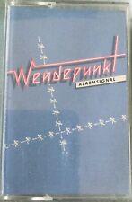MC Wendepunkt - Alarmsignal (1987) Christliche Popmusik Sehr guter Zustand