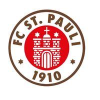 KFZ AUFKLEBER AUTOAUFKLEBER AUTO FC ST SANKT PAULI HAMBURG RUND 3,5cm STICKER !!