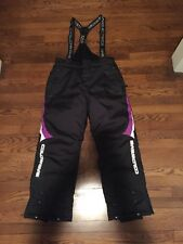 NWOT Coldwave womens size 8 Ski Pants Bibs