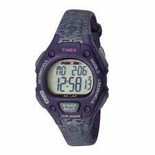 Timex Digital Sport Ironman Classic Purple Ladies TW5M07500