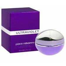 Paco Rabanne Ultraviolet Eau de Parfum 80ml Spray FREE P+P