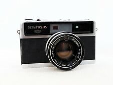 Vintage OLYMPUS 35 LC 35mm film Rangefinder camera Lomo Retro