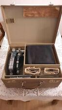 Plaubel Peco Junior Ausrüstung im Koffer