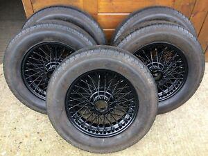 Allard J1 J2X K1 K2 K3 Palm Beach WHEEL RESTORATION SERVICE -Tudor Wheels Ltd