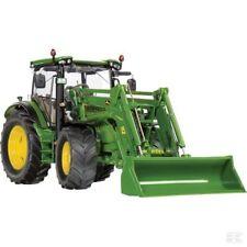 Wiking John Deere Tractor 6125R Model 1:32 Diecast Farm Replica Age 14+