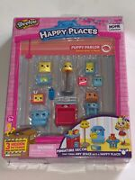 Happy Places Shopkins Decorator Pack Puppy Parlor New