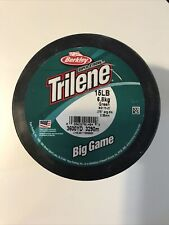 Berkley Trilene Big Game Monofilament Line Green 3600yd Spools 15lb