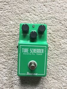 Ibanez 808 tube screamer pro 2007 by Keely Mint condition