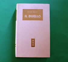 Il Duello - Anton Cecov - Ed. Mondadori 1950 - BMM