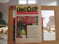 L'AMI COOP N°15 FEVRIER 1955  TBE