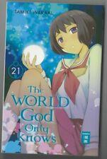 + + The World God Only Knows 21 manga (Tamiki Wakaki) TOP! + +