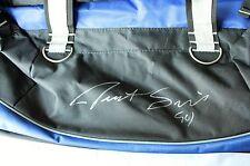 San Francisco 49ers Justin Smith Autograph Bud Light Gym Bag Tristar Authentic