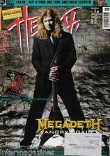 Magazin Heavy 5/2004,Megadeth,DIO,Rush,Heart,Magnum,Amon Amarth,Rammstein,Jag Pa