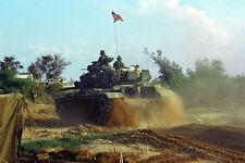 M60A1 PATTON BATTLE TANK HAT LAPEL PIN UP US MARINES VET ARMOR IRAQ VIETNAM GIFT