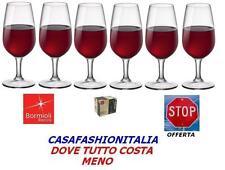 BORMIOLI RISERVA CALICE DEGUSTAZIONE VINO 6-PZ 52020 PROFESSIONALE