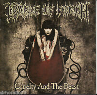 CRADLE OF FILTH Cruelty And the Beast CD