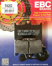 EBC/FA252 Brake Pads Front for Yamaha MT-07, MT-09 & Street Rally/Tracker/Tracer