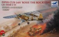 "Bronco 1/35 35018 Piper Cub L-4H ""Rosie the Rocketer"""