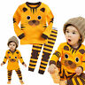 "Vaenait Baby Toddler Kids Boy Girl Clothes Sleepwear Pyjama Set ""T.Tiger"" 12M-7T"
