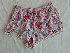 Billabong Shorts Ladies Size 8