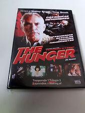 """DVD """"THE HUNGER (EL ANSIA) TEMPORADA 1 TRILOGIA 2"""" COMO NUEVO TERENCE STAM"""
