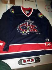 Columbus Blue Jackets blue jersey XXL NHL