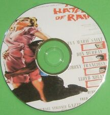 FILM NOIR 338: A HATFUL OF RAIN 1957 Fred Zinnemann Eva Marie Saint, Don Murray