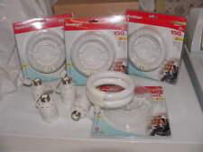 4 DuraBright Circline 33W 75033 3Way Bulb TCP Lamp Adapter 17036 EC36-10 Ballast