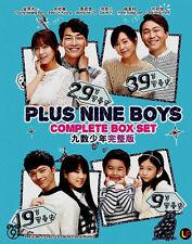Plus Nine Boys Korean TV Drama Dvd -English Subtitle